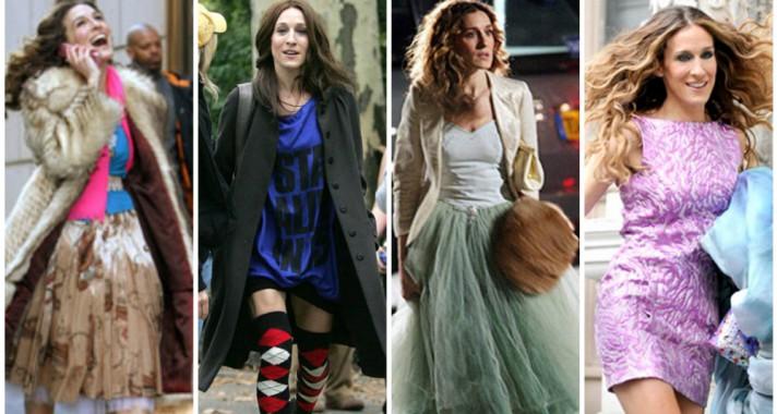 Carrie Bradshaw 12 öltözéke, amit mi is felvennénk