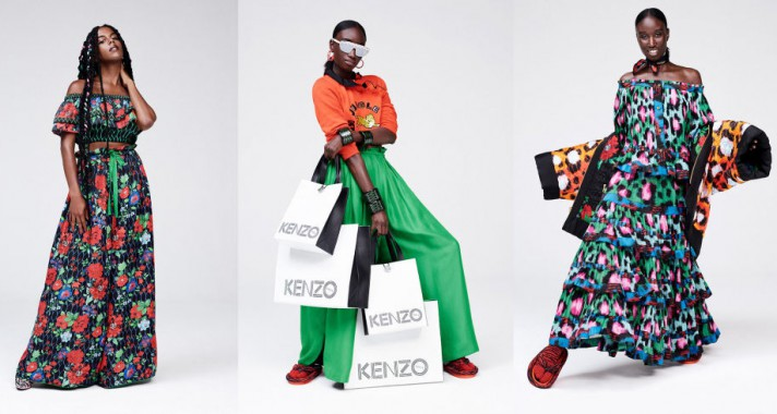 Nézd meg itt a teljes Kenzo x H&M kollekciót!