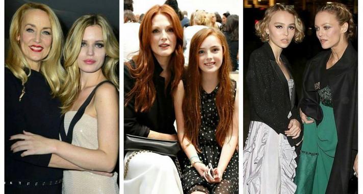 Nézd meg az anyját - Sztáranyukák és lányaik