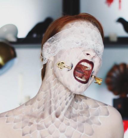 Már csak egy jó halloween-i maszkötlet hiányzik a jelmezedhez? Segítünk inspirálódni!