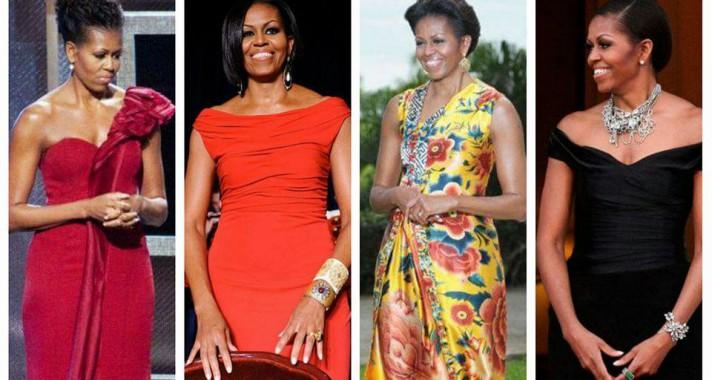 A leköszönő first lady legszebb ruhái (és gondolatai) - Avagy Michelle Obama Rulez!