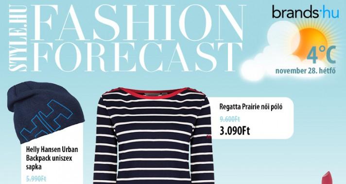 Fashion Forecast - November 28.