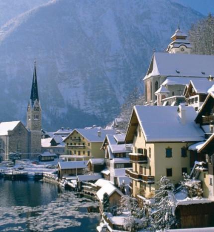 Ausztria téli titkai
