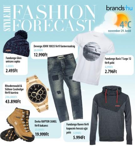 Fashion Forecast - November 29.