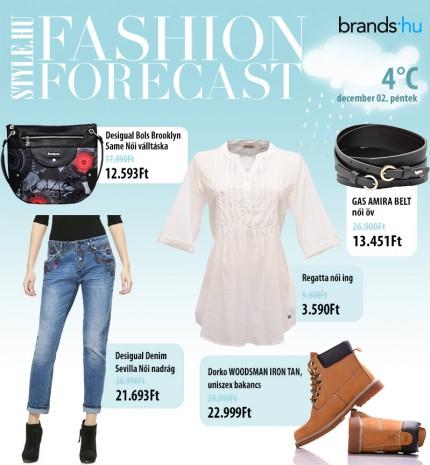 Fashion Forecast - December 2.
