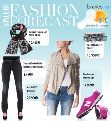 Fashion Forecast - December 4.