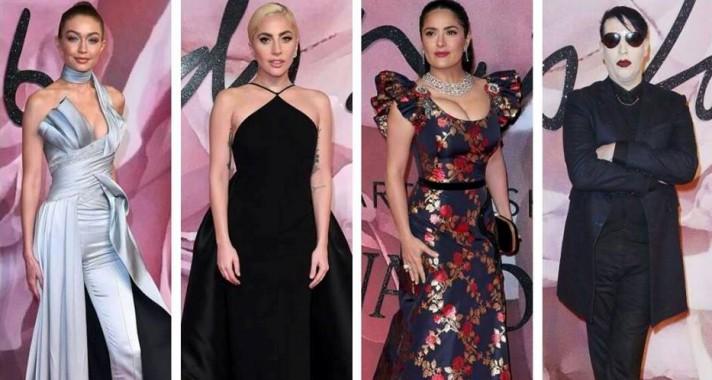 Nagy Fashion Awards Red Carpet Gif Challenge
