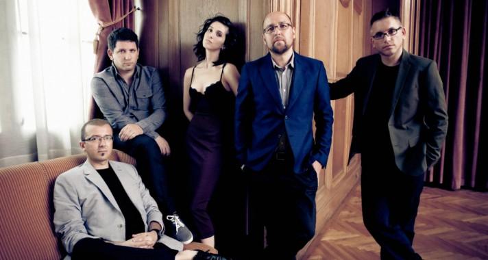 Váczi Eszter és a Quartet: Télikert koncert