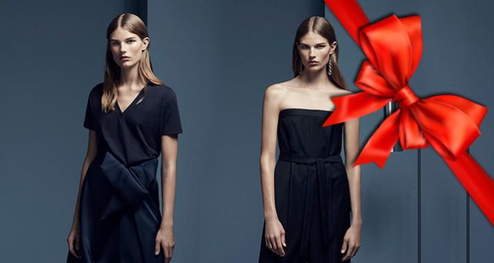 Style Tipp: klasszikus fekete az ünnepi alkalmakra.