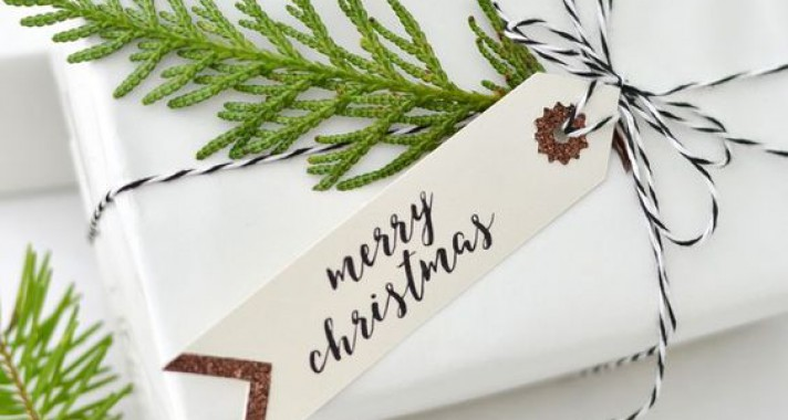 40 gyönyörű és kreatív ötlet a karácsonyi ajándékok becsomagolásához