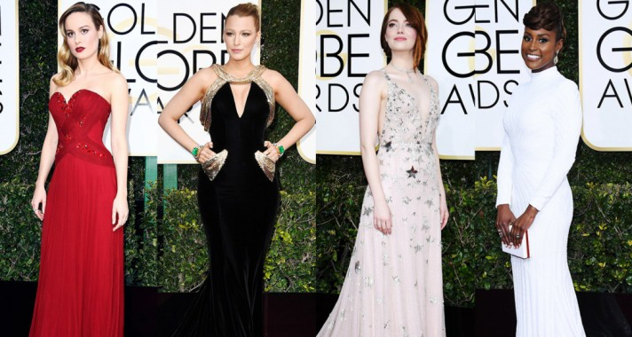A 2017-es Golden Globe-gála legpompásabb és kevésbé előnyösebb ruhái - Szubjektív lista