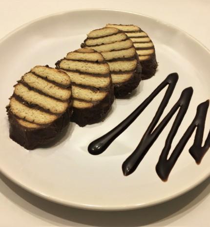 Kezdő konyhatündéreknek: zebra süti