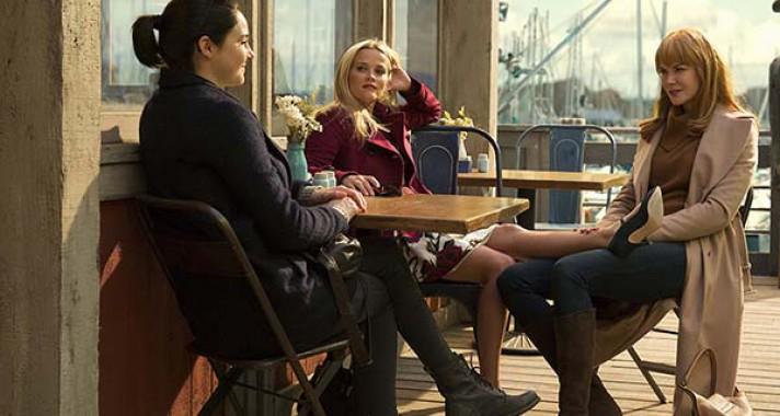 Reese Witherspoon, Nicole Kidman és még sorolhatnánk... február 20-án indul a Hatalmas kis hazugságok című minisorozat!