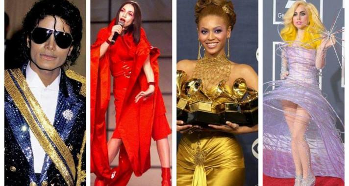 36 emlékezetes pillanat a Grammy-gálák vörös szőnyegéről