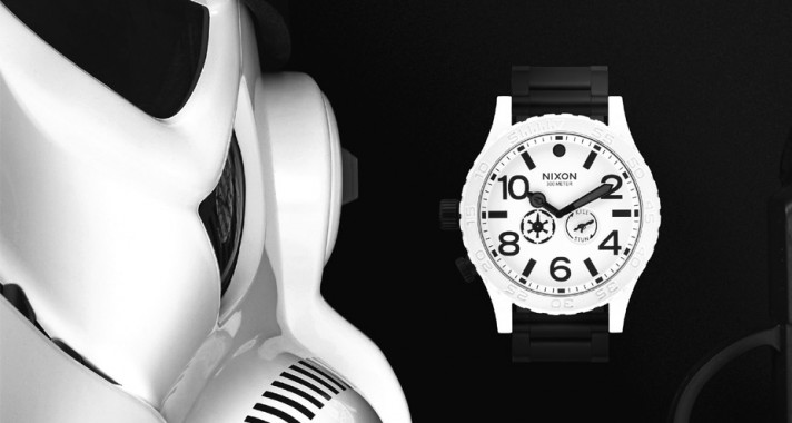 Bemutatkozik a STAR WARS x Nixon Collection!