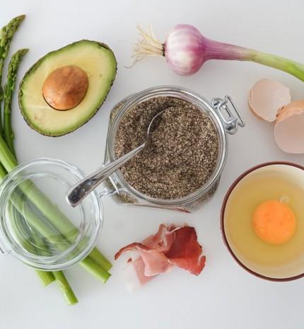Tojásos avokádókrém recept