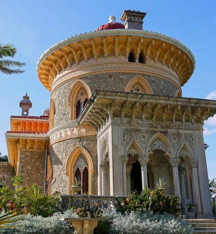 Sintra, egy elvarázsolt fantáziavilág