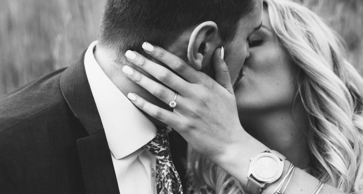 Amikor egy férfi igazán szeret, jobban képes szeretni a nőnél