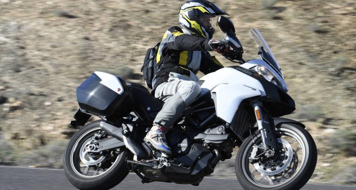 Hogyan készülj fel a motorozásra, télen!