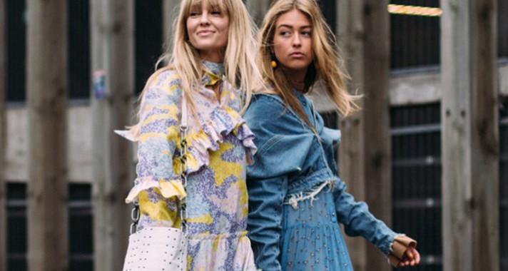 A legtavasziasabb outfitek a londoni divathétről