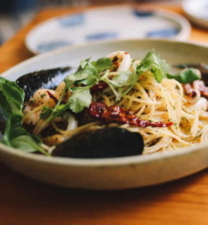 Pár perces recept: spaghetti aglio olio