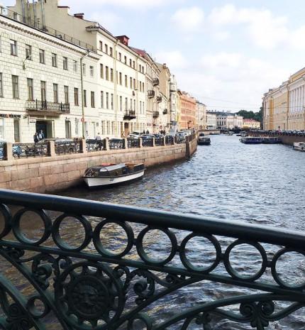 Szentpétervár bakancslista