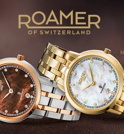 ROAMER, a svájci óra