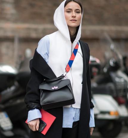 14 street style fotó a milánói divathétről, amelyet látnod kell