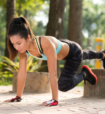 5 ok, amiért edzőterem helyett érdemes a szabadban mozogni