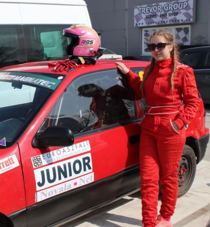 Az én utam: Kovács Dorka, rallycross versenyző