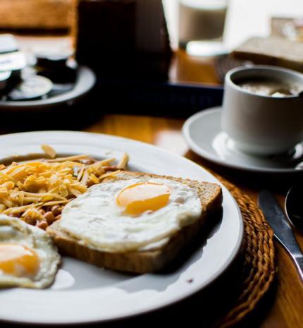 5 hiba, amit reggelizés közben elkövetsz