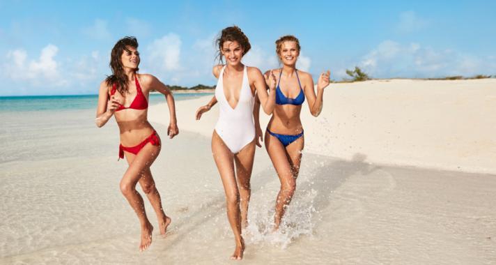 A Calzedonia 2017-es Beachwear Kollekciója