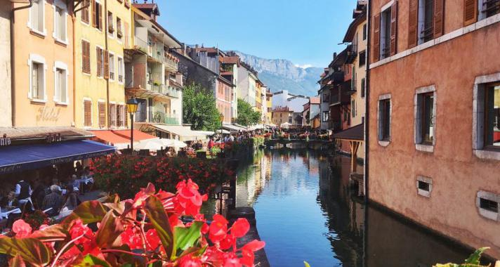 A legszebb francia kisváros: Annecy