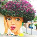 10 elképesztő street art fotó, amely egybeolvad a természettel