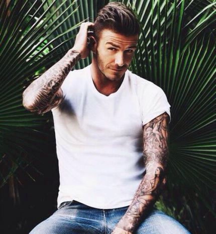 David Beckham 42 éves lett!