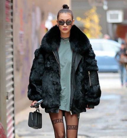 Stílus inspo: outfit ötletek Bella Hadidtól