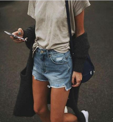 Stílusiskola: Basic outfitek nyárra