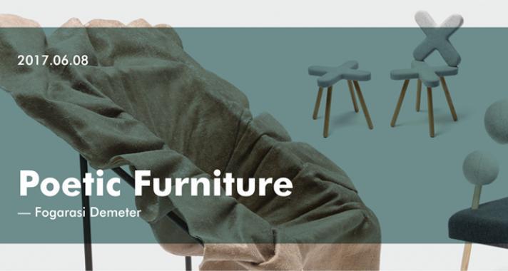 Poetic Furniture : Fogarasi Demeter kiállítása a VITRINben