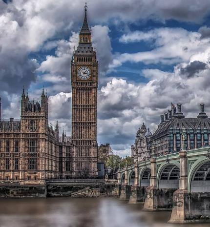 Londoni TOP 5