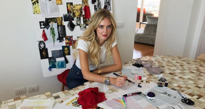"""Chiara Ferragni lesz a """"Legend Of Beauty"""",  a 2017-es Intimissimi on Ice új jelmeztervezője"""