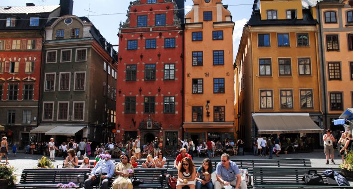 Stockholmi TOP 5