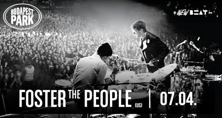 Először jön Magyarországra a Foster The People