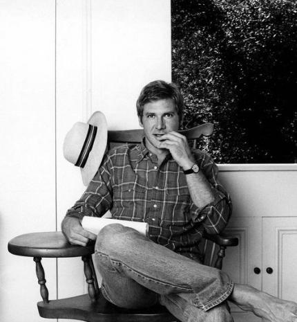 7 fotó, ami bizonyítja, hogy Harrison Ford mindig is az egyik legsármosabb színész volt