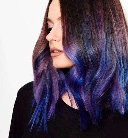 Top10: gyönyörű, ásványokra hasonlító hajszínek