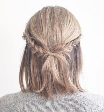 Top10: fonás ötletek rövid hajhoz
