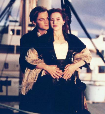 Kate Winslet és Leonardo DiCaprio barátsága képekben
