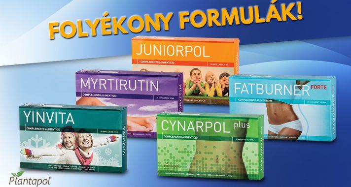 Folyékony formula- a praktikus táplálék kiegészítők!