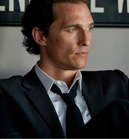 Matthew McConaughey legjobb filmjei– a félmeztelen szépfiútól a drámai szerepekig