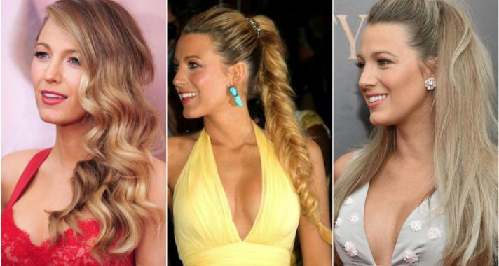 Top10: frizura ötletek Blake Lively-tól