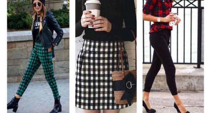 Stílusiskola: Így viseld az ősz kedvencét, a kockás darabokat